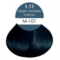 Negro Azulado Intenso