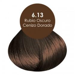 Rubio Oscuro Cenizo Dorado
