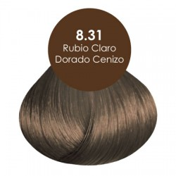 Rubio Claro Dorado Cenizo