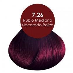 Rubio Mediano Nacarado Rojizo